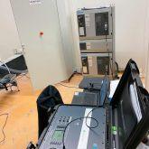 ortsfeste Elektroprüfungen an Maschinen und Transferstraßen